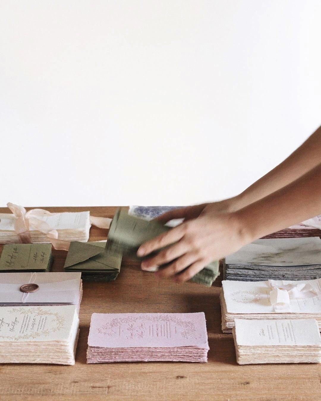 Studio de design si letterpress - PAPIRA
