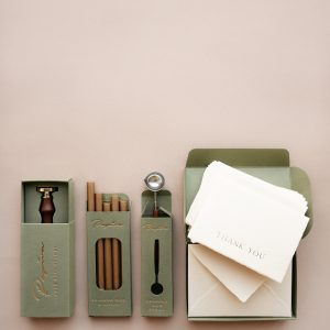 Papira Wax seal & Stationery Bundle