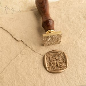 LOVE Wax Seal Stamp PAPIRA