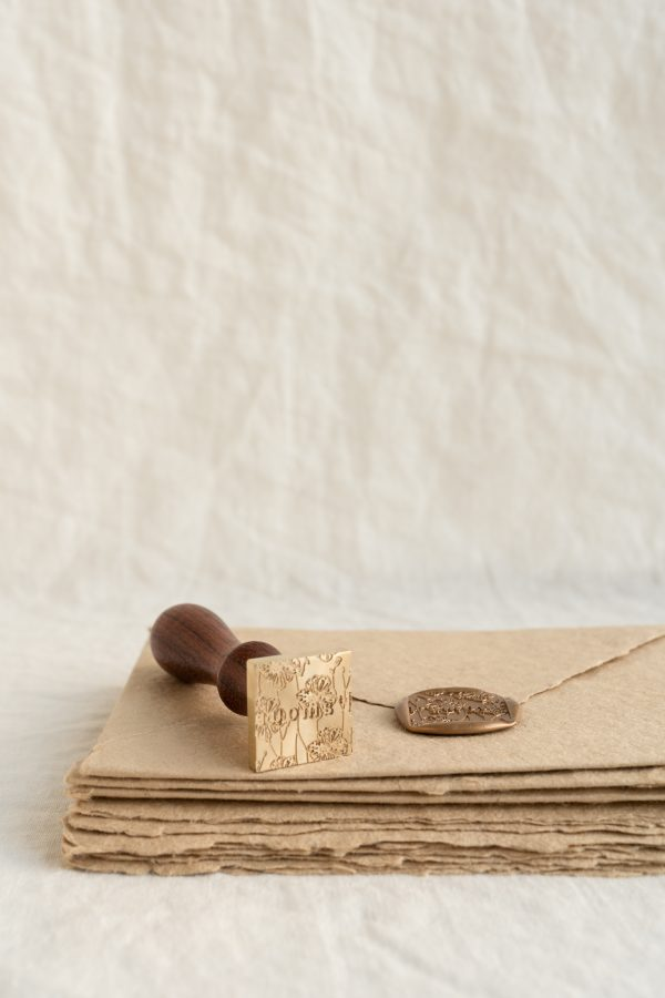 L'amour Wax Seal Stamp PAPIRA