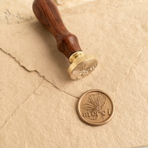 Merci Wax Seal Stamp PAPIRA