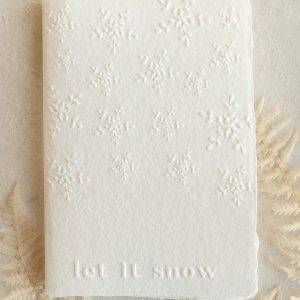 LetItSnow_ChristmasCards_PAPIRA