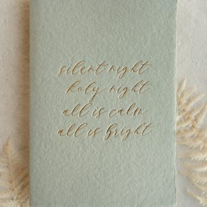 SilentNight_ChristmasCards_PAPIRA