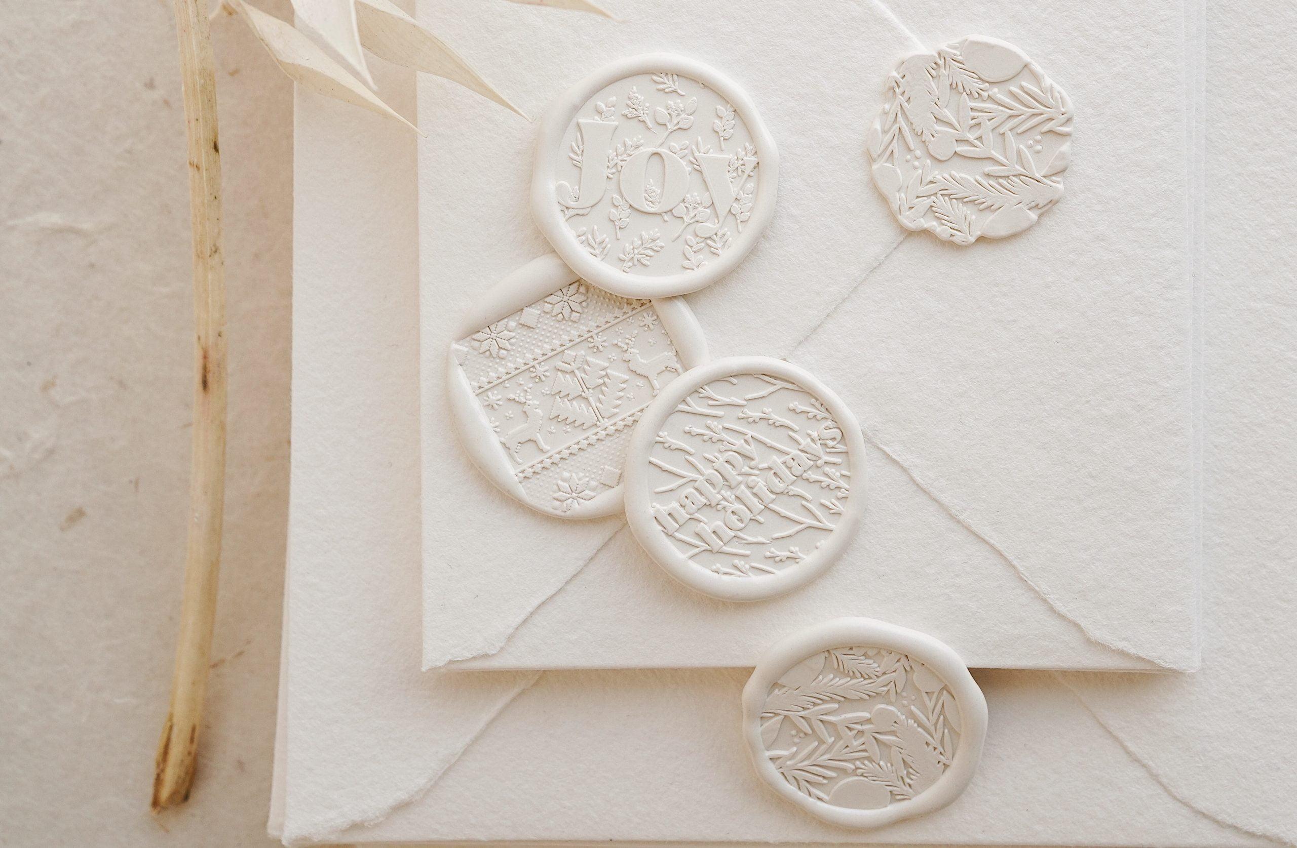 Holiday Wax Seal Collection PAPIRA