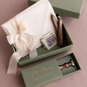 Wax Seal Stamp Gift BOX PAPIRA